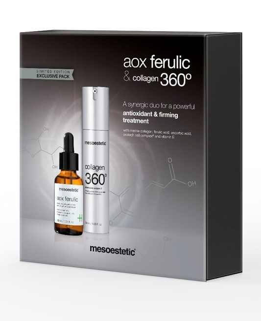 Pack NATAL Aox Ferulic + Collagen 360 Intensive Cream
