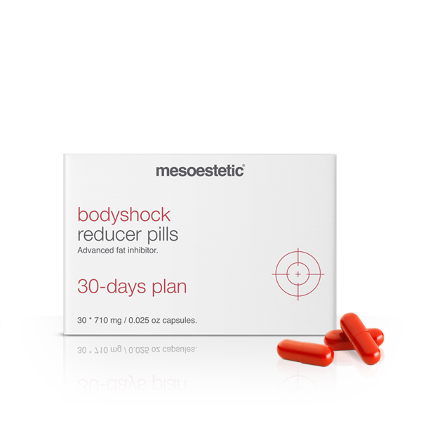 bodyshock reducer pills mesoestetic